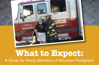 Guide for Families of Volunteer Firefighters